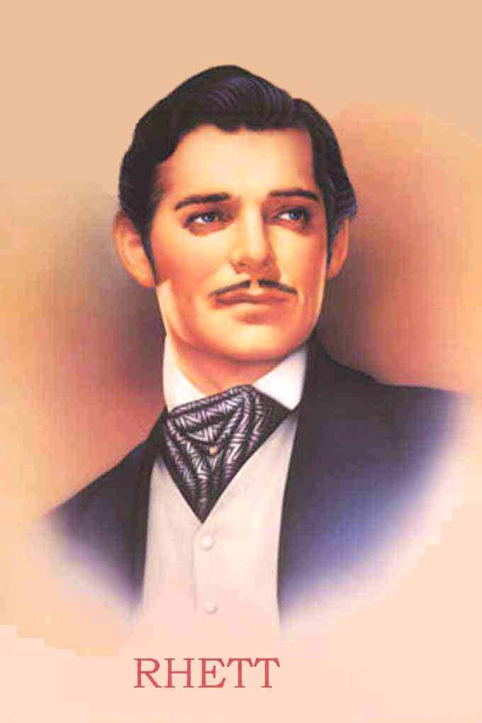 analysis on rhett butler gone with the wind