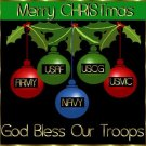 Bless Our Troops Cross Stitch Pattern***L@@K***