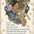 Gentle Wisdom Cross Stitch Pattern***LOOK***