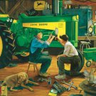John Deere Time Together Cross Stitch Pattern***L@@K***