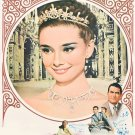 Audrey Hepburn Cross Stitch Pattern***L@@K***