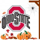 Ohio State Fall Holiday Cross Stitch Pattern***L@@K***