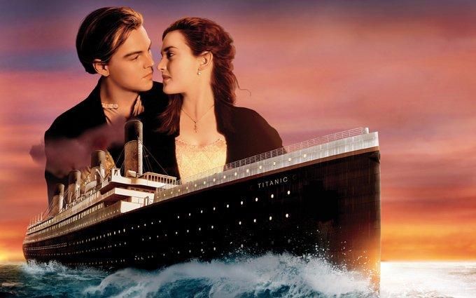 Titanic Feeling Free Cross Stitch Pattern***L@@K***