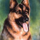 German Shepherd Cross Stitch Pattern***L@@K***