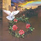 Crown Of Thorns Cross Stitch Pattern***LOOK***