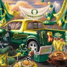 Oregon Ducks TaiLgate Cross Stitch Pattern***L@@K***