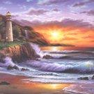 Lighthouse Sunset Cross Stitch Pattern***LOOK***