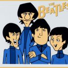 The Beatles Cross Stitch Pattern***LOOK***