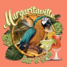 Margaritaville & Bar Grill Cross Stitch Pattern***LOOK***
