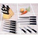 14pc Gourmet Kitchen Cutlery Set