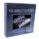 PREMIER GLASS CHESS SET