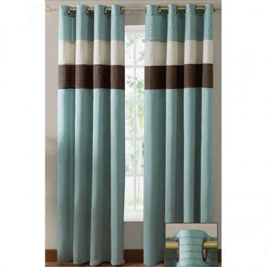 Famous 35+ Aqua And Brown Shower Curtain - Yellow And Blue Bedroom Light  NW52