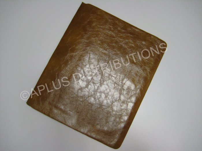 NEW Alligator Skin For Apple iPad - Brown