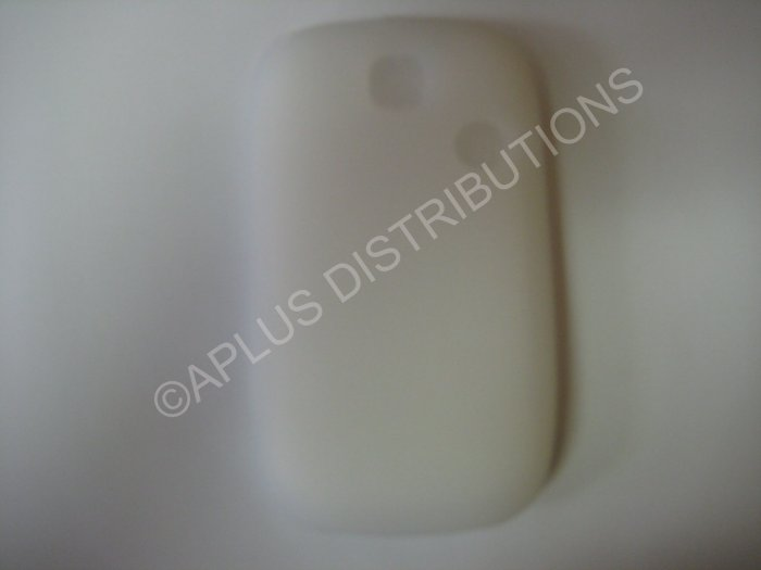 New Clear Solid Color Silicone Skin Case Cover For T-Mobile Tap - (0007)