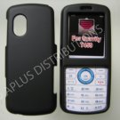 New Black Rubberized Hard Protective Cover For Samsung Gravity T459 - (0051)