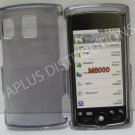 New Solid Smoke Color Design Hard Protective Cover For KYOCERA ZIO M6000 - (0060)