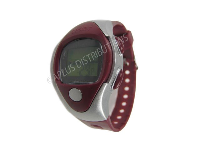 WATER RESISTANCE  SPORTS WATCH - RED