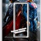 BATMAN V SUPERMAN SUPERHERO SINGLE GFCI LIGHT SWITCH WALL PLATE COVER BOYS ROOM