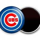 CHICAGO CUBS BASEBALL TEAM FRIDGE REFRIGERATOR MAGNETS SPORTS GAME FAN GIFT IDE