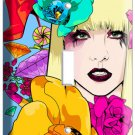 LADY GAGA SINGER POP ART SINGLE LIGHT SWITCH WALL PLATE COVER ROOM DECORATION