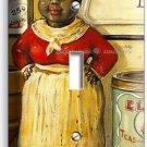 AUNT JEMIMA KITCHEN DINING ROOM VINTAGE RETRO ART SINGLE LIGHT SWITCH WALL PLATE