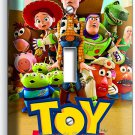 DISNEY TOY STORY 3 ALL WOODY BUZZ T1 LIGHT SWITCH PLATE KID PLAY ROOM DECORATION