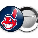 OH CLEVELAND INDIANS BASEBALL TEAM PIN PINBACK BUTTON FLAIR SPORTS FAN GIFT IDEA