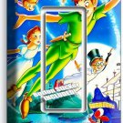 PETER PAN WENDY TINK NEVERLAND SINGLE GFCI LIGHT SWITCH WALL PLATE COVER DECOR