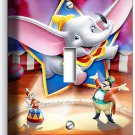 DUMBO ELEPHANT IN CIRCUS BOYS GIRLS BEDROOM SINGLE LIGHT SWITCH COVER WALL PLATE