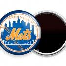 NY NEW YORK METS BASEBALL TEAM FRIDGE REFRIGERATOR MAGNETS SPORTS FAN GIFT IDEA