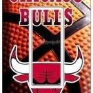 CHICAGO BULLS NBA BASKETBALL TEAM SINGLE GFI ROCKER LIGHT SWITCH PLATE ART COVER