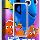 FINDING DORY PINK JELLYFISH NEMO SINGLE GFCI LIGHT SWITCH WALL PLATE KIDS ROOM
