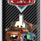 NEW DISNEY CARS 3 MATER RUSTY OLD TOW TRUCK SINGLE LIGHT SWITCH WALL PLATE COVER