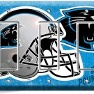 CAROLINA PANTHERS FOOTBALL TEAM LOGO TRIPLE GFCI LIGHT SWITCH WALL PLATE COVER