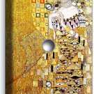 GUSTAV KLIMT ADELE BLOCH GOLD PAINTING LIGHT DIMMER VIDEO CABLE WALL PLATE COVER