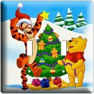 TIGGER WINNIE THE POOH LIGHT SWITCH COVER WALL PLATE DB