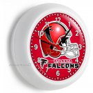 ATLANTA FALCONS FOOTBALL TEAM WALL CLOCK MAN CAVE BOY ROOM TV BEDROOM HOME DECOR