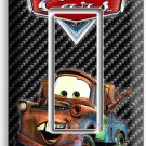 DISNEY CARS 3 MATER RUSTY OLD TOW TRUCK SINGLE GFI LIGHT SWITCH WALL PLATE COVER