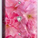 CHERRY BLOSSOM SAKURA FLOWERS CLUSTER PHONE TELEPHONE WALL PLATE ART DECOR COVER