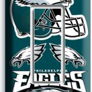 PHILADELPHIA EAGLES FOOTBALL SINGLE GFCI LIGHT SWITCH PLATE BOYS ROOM MAN CAVE
