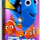 FINDING DORY PINK JELLYFISH NEMO LIGHT DIMMER VIDEO CABLE WALL PLATE KIDS ROOM