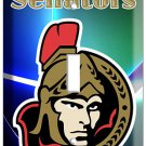 NEW OTTAWA SENATORS NHL HOCKEY SINGLE LIGHT SWITCH PLATE GAME TV ROOM DECORATION
