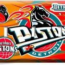 DETROIT PISTONS BASKETBALL TEAM TRIPLE LIGHT SWITCH WALL PLATE MAN CAVE ROOM ART