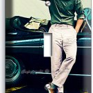 CHANNING TATUM HOT CONVERTIBLE CAR LIGHT SWITCH PLATE OUTLET TEEN GIRL BEDROOM