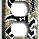 CHICAGO WHITE SOX BASEBALL TEAM DUPLEX OUTLETS WALL PLATE COVER MAN CAVE DECOR