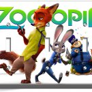 ZOOTOPIA FOX NICK BUNNY RABBIT JUDY BUNNY TRIPLE LIGHT SWITCH WALL PLATE COVER