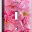 CHERRY BLOSSOM SAKURA FLOWERS CLUSTER SINGLE LIGHT SWITCH WALL PLATE COVER DECOR