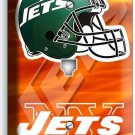 NY NEW YORK JETS FOOTBALL TEAM PHONE JACK TELEPHONE WALL PLATE COVER MAN CAVE