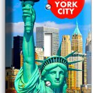 NYC NEW YORK CITY STATUE OF LIBERTY SINGLE LIGHT SWITCH WALL PLATE COVER DECOR