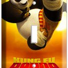 KUNG FU PANDA WORLD 2  BEAR T1 LIGHT SWITCH COVER PLATE